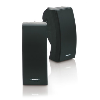 Bose 251 BLK Wall Mounted Environmental Speakers in Black