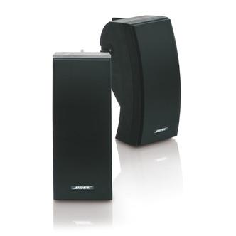 Image of Bose 251 BLK Wall Mounted Environmental Speakers in Black