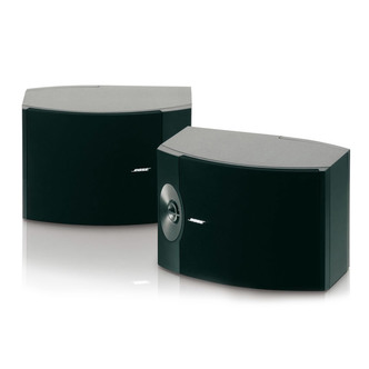 Image of Bose 301V Direct Reflecting Stereo Speaker System in Black