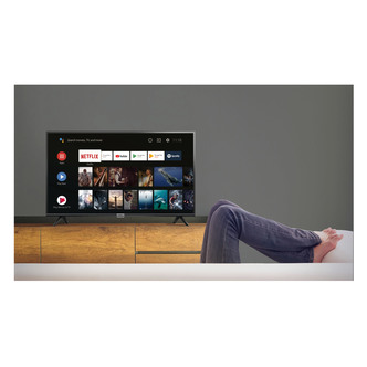 TCL 32ES568 32 HDR HD Ready Smart LED TV 300 PPI Freeview HD