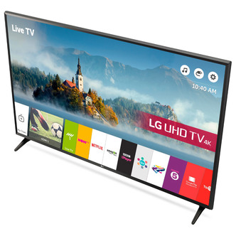 LG 43UJ630V 43 4K Ultra HD Smart LED TV Active HDR WebOS 3 5