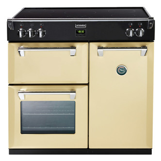 Stoves 444441649 Richmond 900Ei 90cm Induction Range Cooker in Champag