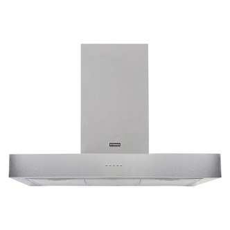 Image of Stoves 444443549 90cm Sterling Flat Mk2 Chimney Hood in Stainless Stee