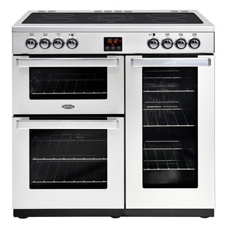 Belling 444444072 Cookcentre Prof 90E 90cm Electric Range Cooker in St