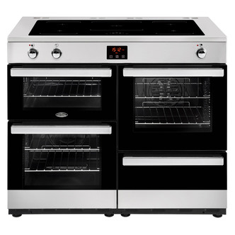Image of Belling 444444103 Cookcentre 110Ei 110cm Electric Range Cooker St St