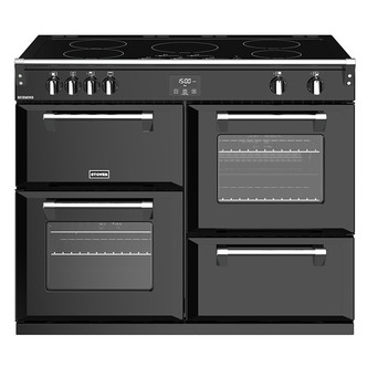 Stoves 444444475 Richmond S1100Ei 110cm Induction Range Cooker in Blac
