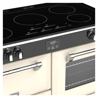 Stoves 444444476 Richmond S1100Ei 110cm Induction Range Cooker in Crea