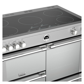 Stoves 444444498 Sterling S1000Ei 100cm Induction Range Cooker in St S