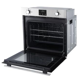 Image of Belling 444444773 Built In Single Electric Fan Oven in St Steel A Rate