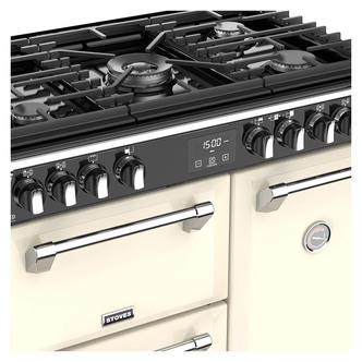 Stoves 444444904 Richmond DX S900G 90cm Gas Range Cooker in Cream