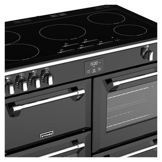 Stoves 444444915 Richmond DX S1000Ei 100cm Induction Range Cooker Blac
