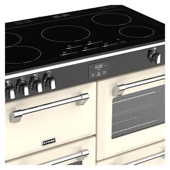 Stoves 444444916 Richmond DX S1000Ei 100cm Induction Range Cooker Crea