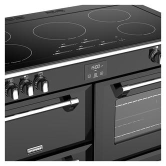 Stoves 444444925 Richmond DX S1100Ei 110cm Induction Range Cooker Blac