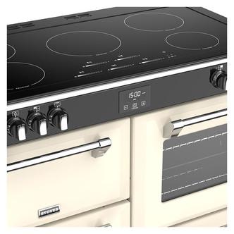 Stoves 444444926 Richmond DX S1100Ei 110cm Induction Range Cooker Crea