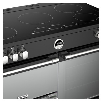 Stoves 444444949 Sterling DX S1000Ei 100cm Induction Range Cooker Blac