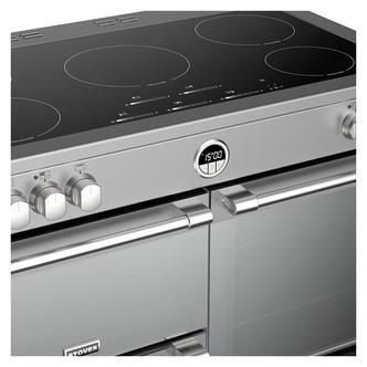 Stoves 444444950 Sterling DX S1000Ei 100cm Induction Range Cooker St S