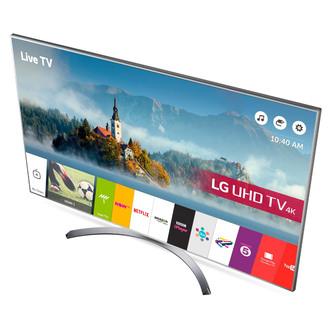 LG 49UJ750V 49 4K Ultra HD Smart LED TV HDR with Dolby Vision