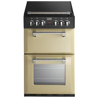 Stoves 444442895 55cm RICHMOND Mini Range Dual Fuel Cooker Champagne
