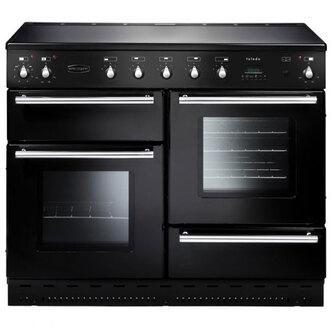 Rangemaster 64370 110cm TOLEDO Ceramic Range Cooker In Gloss Black