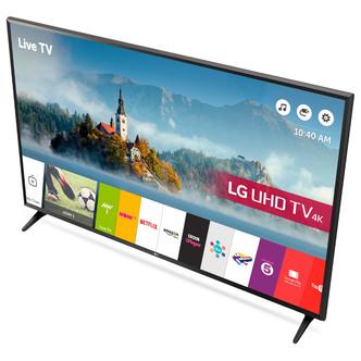 LG 65UJ630V 65 4K Ultra HD Smart LED TV Active HDR WebOS 3 5