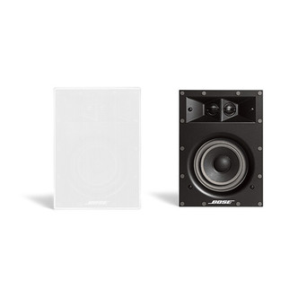 Bose 691 WH 691 Virtually Invisible Ceiling Wall Speakers in White
