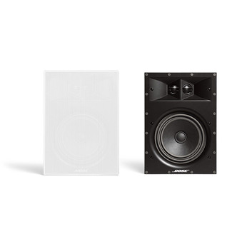 Bose 891 WH Virtually Invisible Ceiling Wall Speakers in White