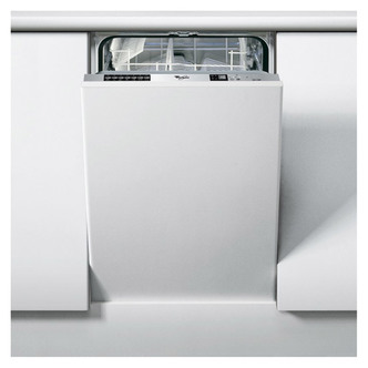 Whirlpool ADG175 45cm Fully Integrated Slimline Dishwasher A AA Rated