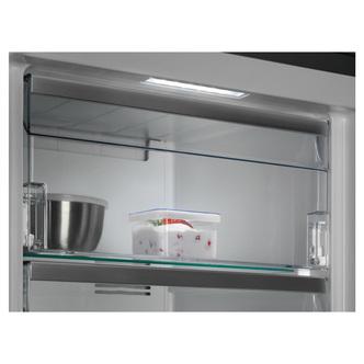 AEG AGB728E1NX 60cm Tall Frost Free Freezer in St Steel 1 86m 280L E