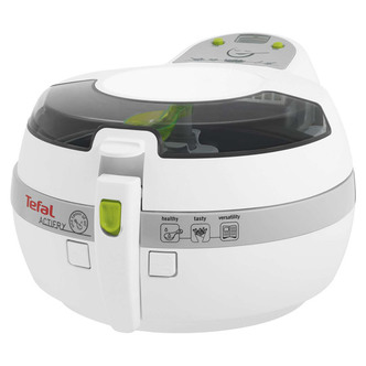 Tefal AL806040 ACTIFRY Low Fat Electric Fryer in White 1kg 1400W