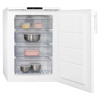 AEG ATB68F6NW 60cm Undercounter Frost Free Freezer in White 0 85m F