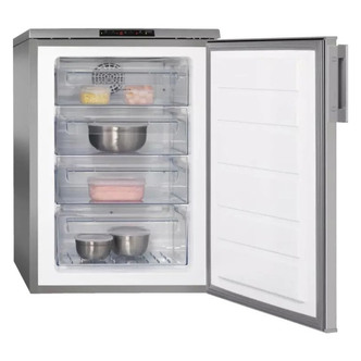 AEG ATB68F6NX 60cm Undercounter Frost Free Freezer in St St 0 85m A