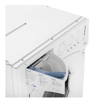 Hotpoint BHWD1291 Integrated Washer Dryer 1200rpm 6 5kg 5kg B Rated