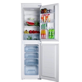 Image of Iceking BI501 Integrated Fridge Freezer 1 77m 50 50 A Rated