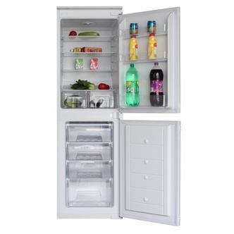 Image of Iceking BI5050FF Integrated Frost Free Fridge Freezer 1 77m 50 50 Spli