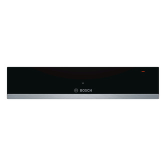Image of Bosch BIC510NS0B Serie 6 14cm Built In Warming Drawer in Black