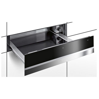 Image of Bosch BIC630NB1B 14cm Built In Warming Drawer in Black