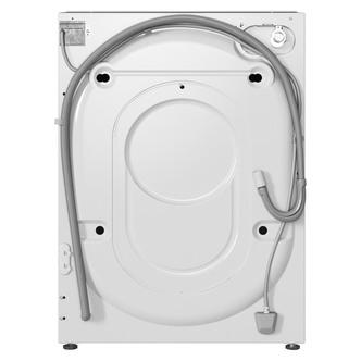 Indesit BIWDIL861284 Integrated Washer Dryer in White 1200rpm 8kg 6kg