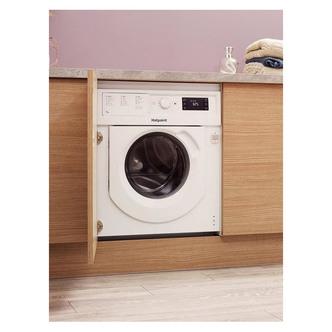 Hotpoint BIWMHG71483 Fully Integrated Washing Machine 1400rpm 7kg D Ra