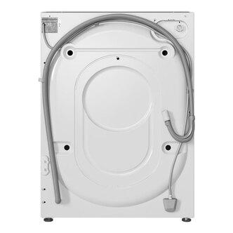 Indesit BIWMIL81284 Fully Integrated Washing Machine 1200rpm 8kg C Rat
