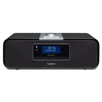 Roberts BLUTUNE200 CD DAB DAB FM USB SD Radio Sound System