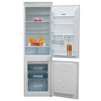 Baumatic BRCIF7030 Integrated Frost Free Fridge Freezer 1 77m 70 30 A