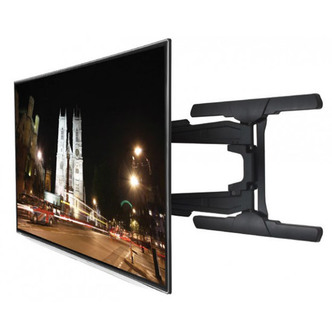Compare retail prices of B Tech BT8221 B Tilt Swivel Flat Screen TV Bracket up to 65 Twin Arm to get the best deal online