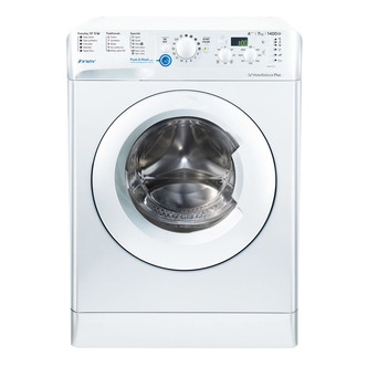 Indesit BWD71453W Washing Machine in White 1400rpm 7kg A Rated