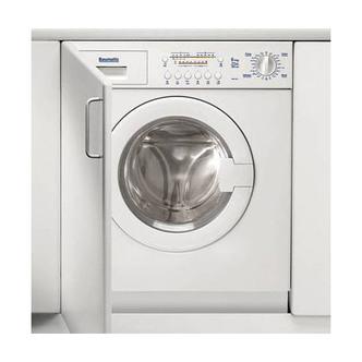 Baumatic BWDI126N Fully Integrated Washer Dryer 1200rpm 6kg 4kg