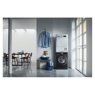 Indesit BWE91483XK INNEX Washing Machine in Black 1400rpm 9kg D Rated