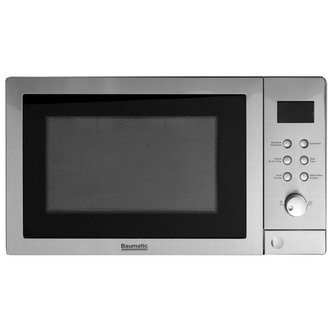 Baumatic BTM25 5SS Combination Microwave Oven in Stainless Steel 900W
