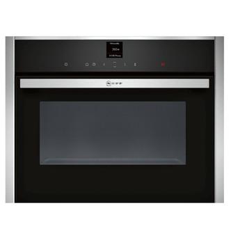 Image of Neff C17UR02N0B Built In Microwave Oven in St Steel 900W