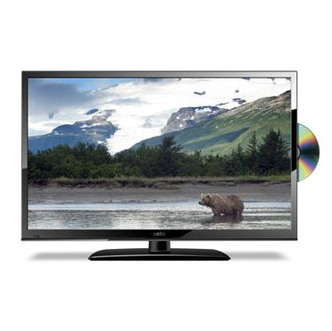 Cello C24230F 24 HD Ready LED TV with DVD Freeview Built In