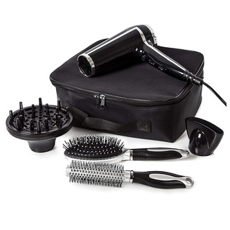 Carmen C80015 2200W Professional Salon Set in Black