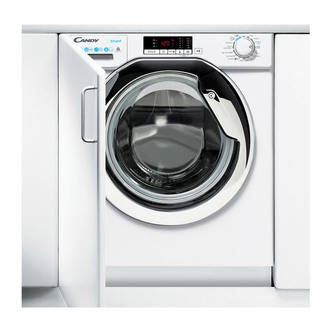 Candy CBD485D2CE Integrated Washer Dryer 1400rpm 8kg 5kg E Rated